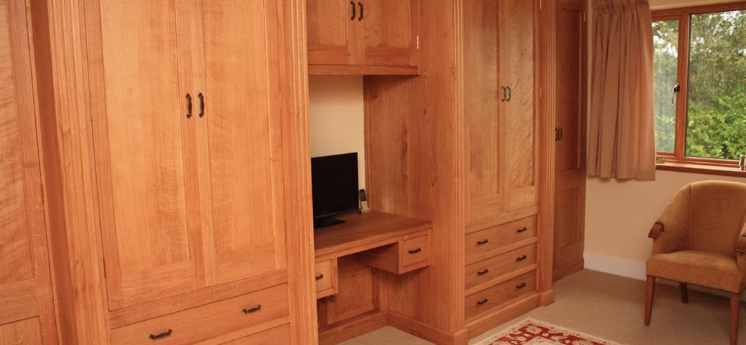 Lily Furniture handmade by Master Craftsman Gavin Kirkbride